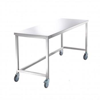 TABLE DE TRI INOX SCLESSIN