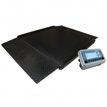 PLATEFORME EN ACIER PEINT SP 800x800 - 600KG