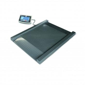 PLATEFORME AVEC RAMPES NFB 1800x1400 - 1500KG