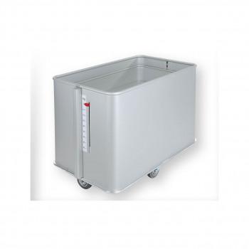 CHARIOT A FOND MOBILE 680/26 CR 1080 x 630 x 800 mm h ALVI